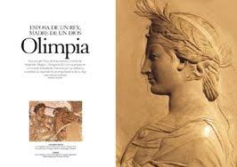 Olimpia, la madre de Alejandro Magno (HNG 44)