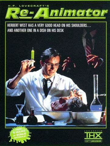 Re-Animator DVDRip XviD & RMVB Dublado