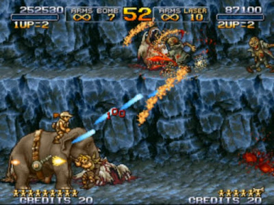 Metal Slug Collection Gameplay Youtube