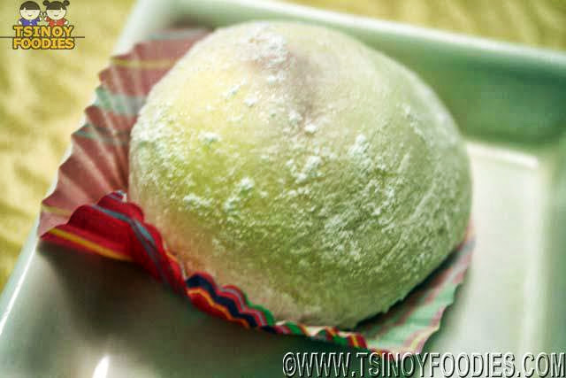 mochi cream mango