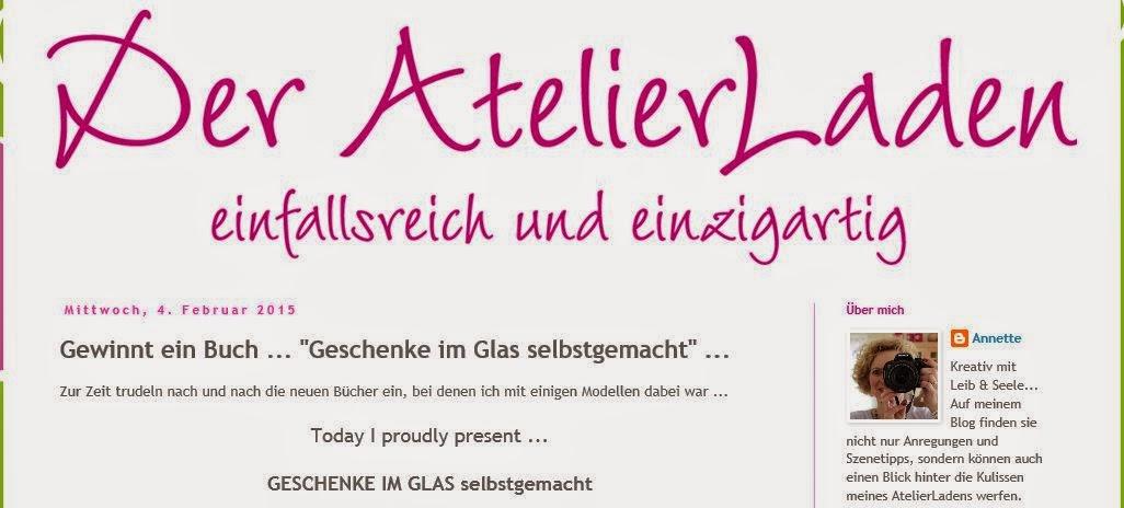 Anette Diepolder - Der AtelierLaden
