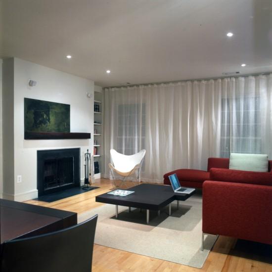 Immagini moderne interni case for Case moderne interni piccole