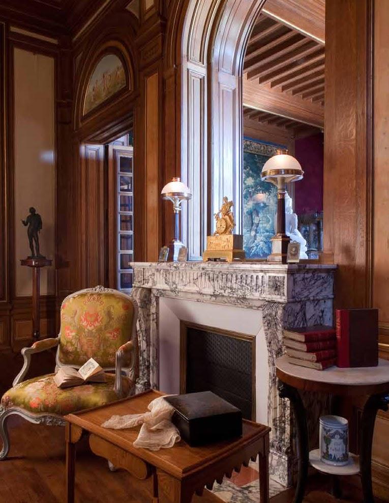 Art nouveau et jugendstil courants artistiques et for Interieur 19eme siecle