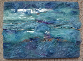 I'm a mixed media fibre artist living in Prince Edward County, Ontario.