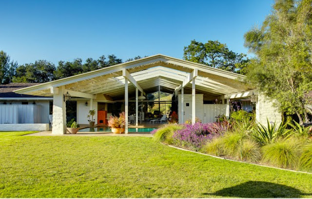 Mid century moderm ranch 2015 home design ideas for California ranch style architecture