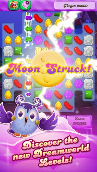 تحميل لعبة كاندى كراش للأندرويد والآيفون والآيباد مجاناً أحدث إصدار Candy Crush Saga APK iOS