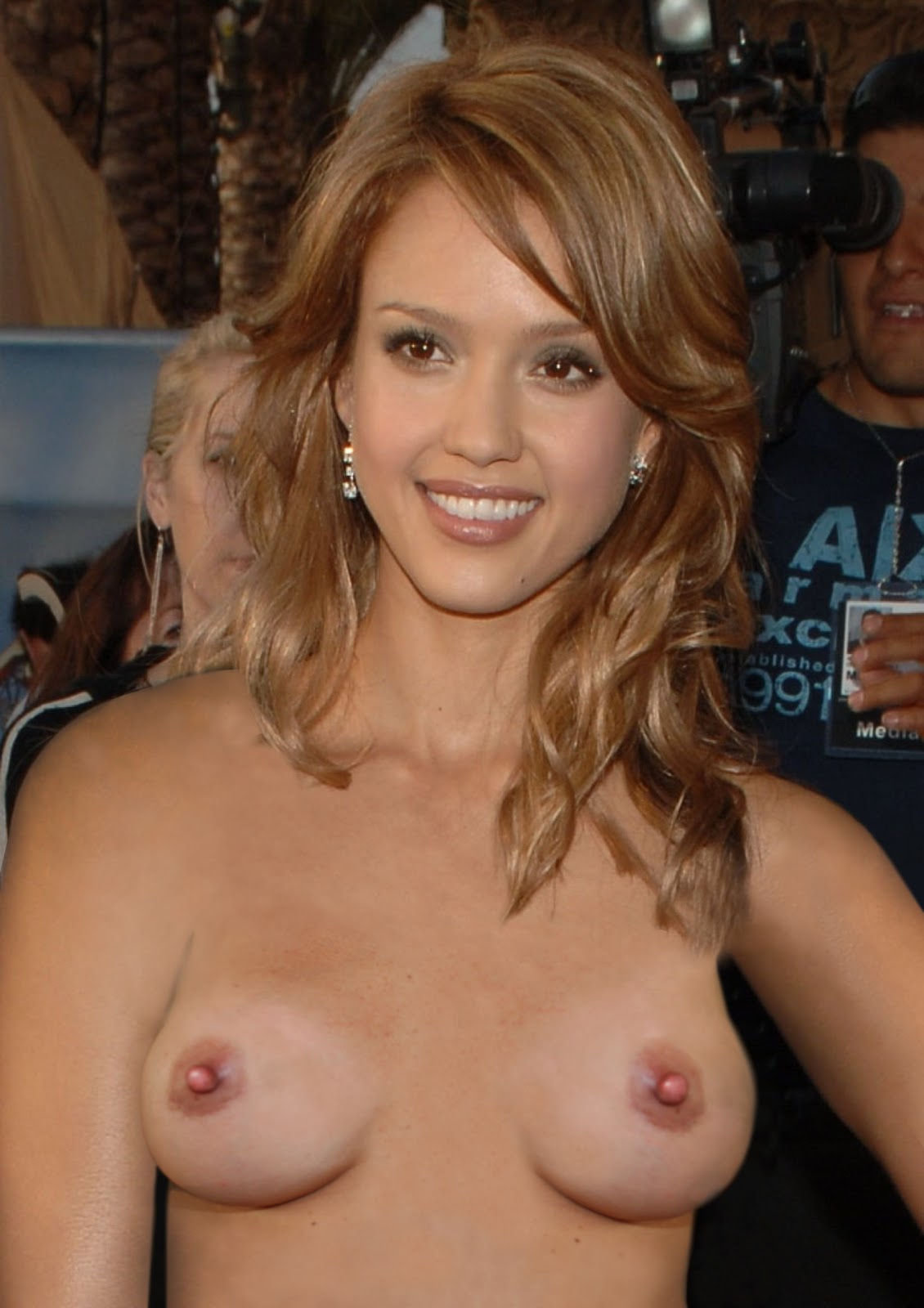 Charming message Jessica Alba topless are definitely