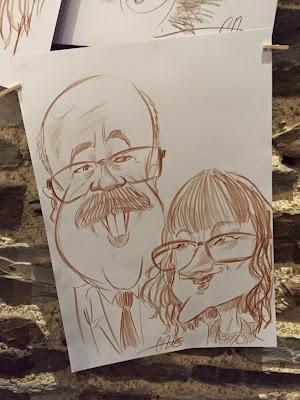 Un petit souvenir rapide d'une des fournées du weekend dernier au château Les Rochers à Vitré. Guillaume Néel©