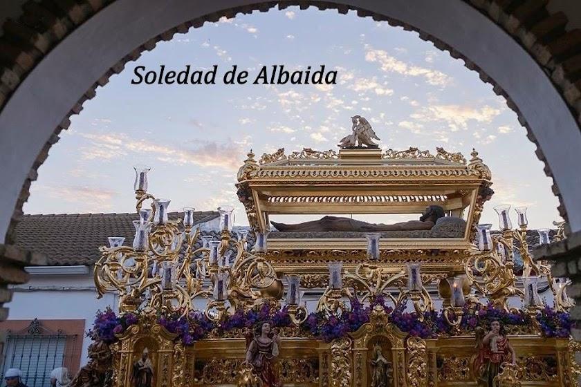 BLOG HERMANDAD DE LA SOLEDAD DE ALBAIDA DEL ALJARAFE