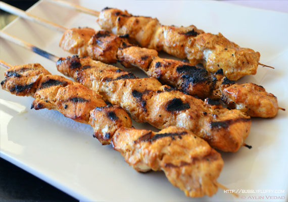 Chicken Kebab Stick
