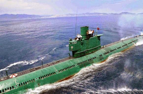 Korut Bangun Sistem Peluncur Rudal Balistik untuk Kapal Selam