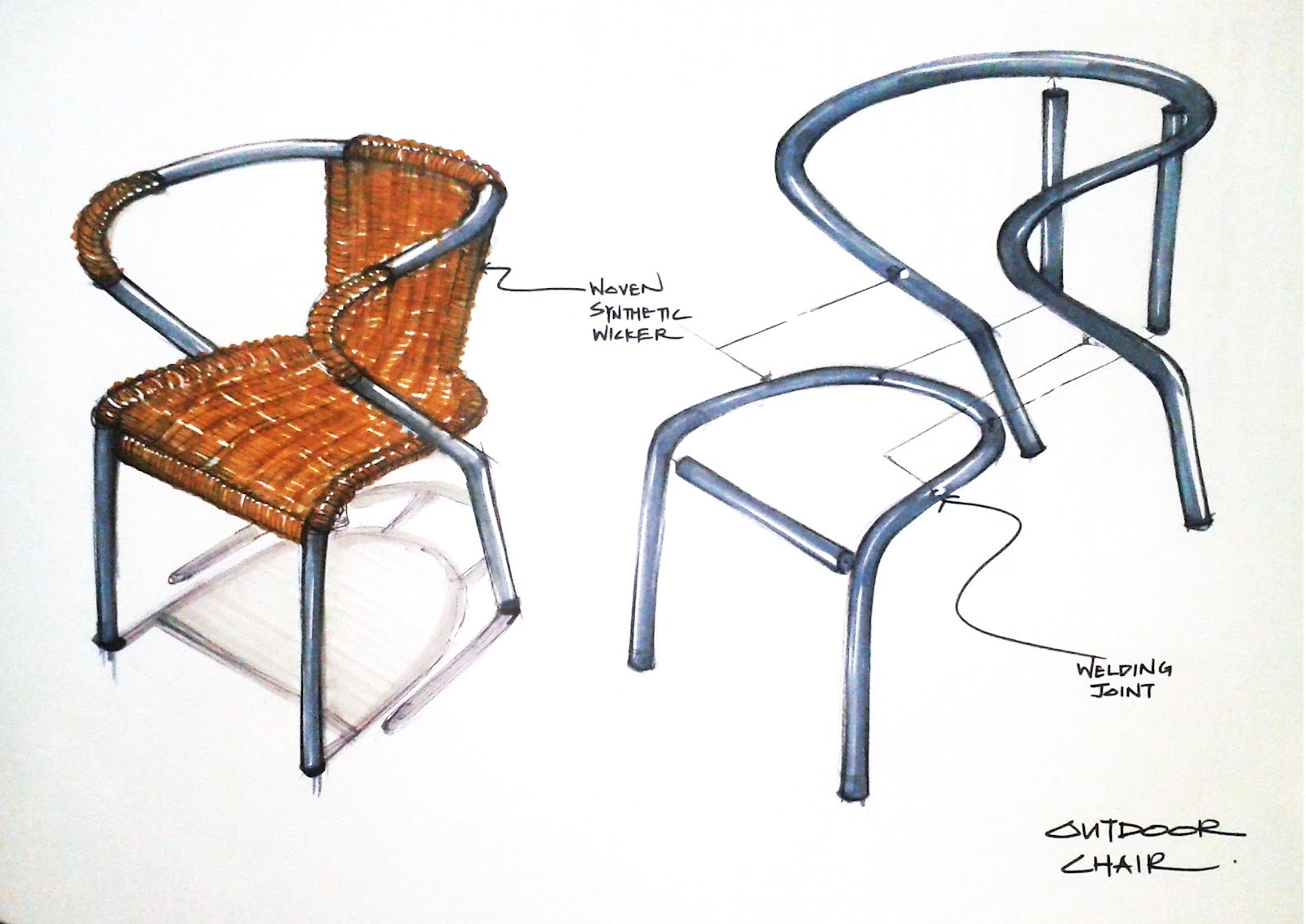 Furniture design drawings for Chair design drawing