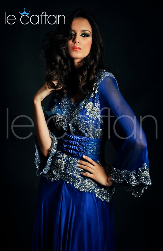 Caftan haute couture pas cher collection caftan marocain for Travailleuse couture pas cher