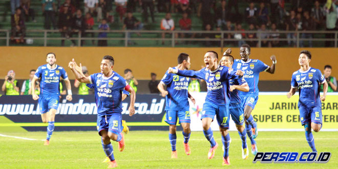 Jadwal Persib Bandung di Piala Wali Kota Padang 2015
