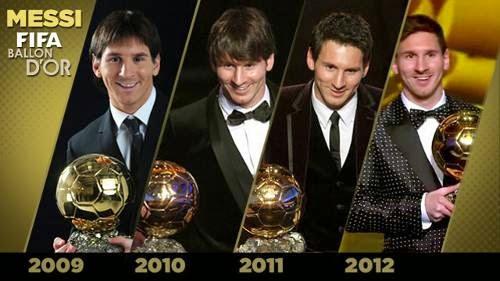 Messi Lebih Hebat Dari Cristiano Ronaldo