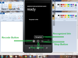 Voice Recognition In Windows Phone 7