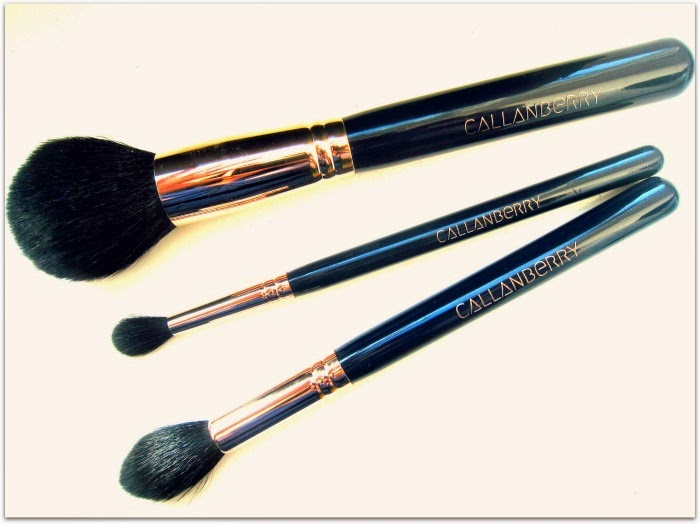 Callanberry Makeup Brushes Review
