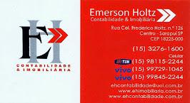 ÉMERSON HOLTZ CONTABILIDADE & IMOBILIÁRIA