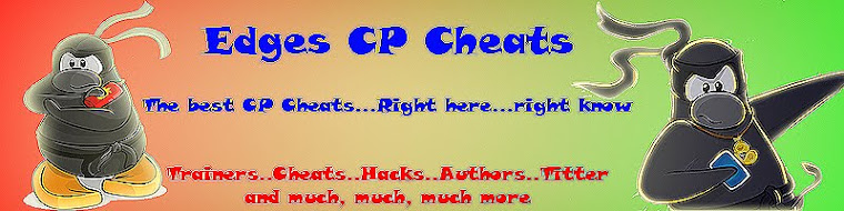Edge`s Club penguin cheats
