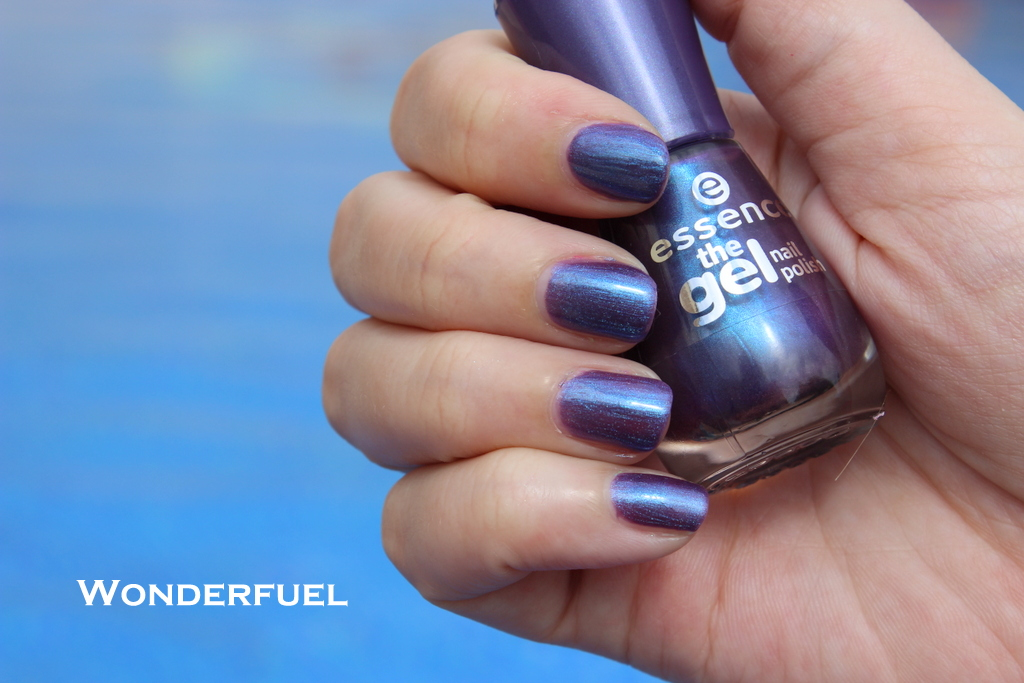 Essence The Gel Nail Polish collection - photos, swatches   Lovely ...
