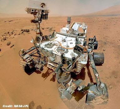 MARS: Curiosity Rover Makes Big Water Discovery – A 'Wow Moment'