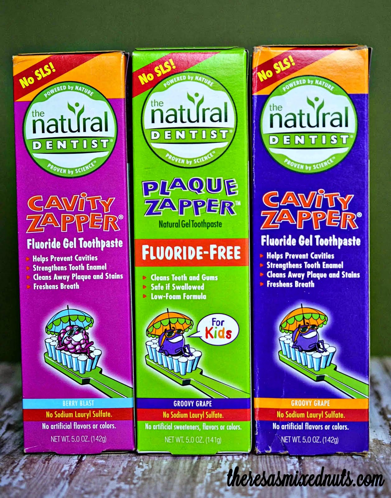 Enter To Win The Natural Dentist