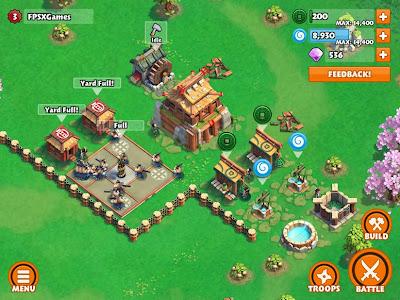 FPSXGames Samurai Siege IOS Game
