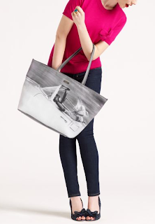 Lillian Bassman Kate Spade tote