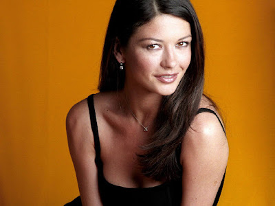 Catherine Zeta Jones High Definition Wallpaper