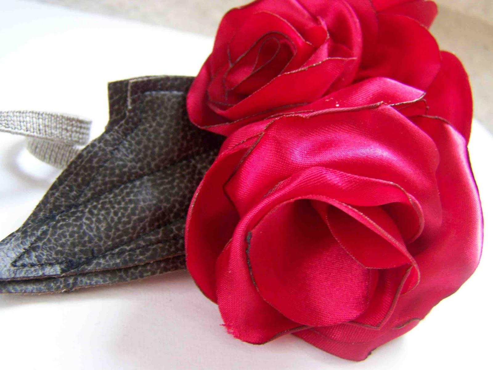 Satin Rose Tutorial