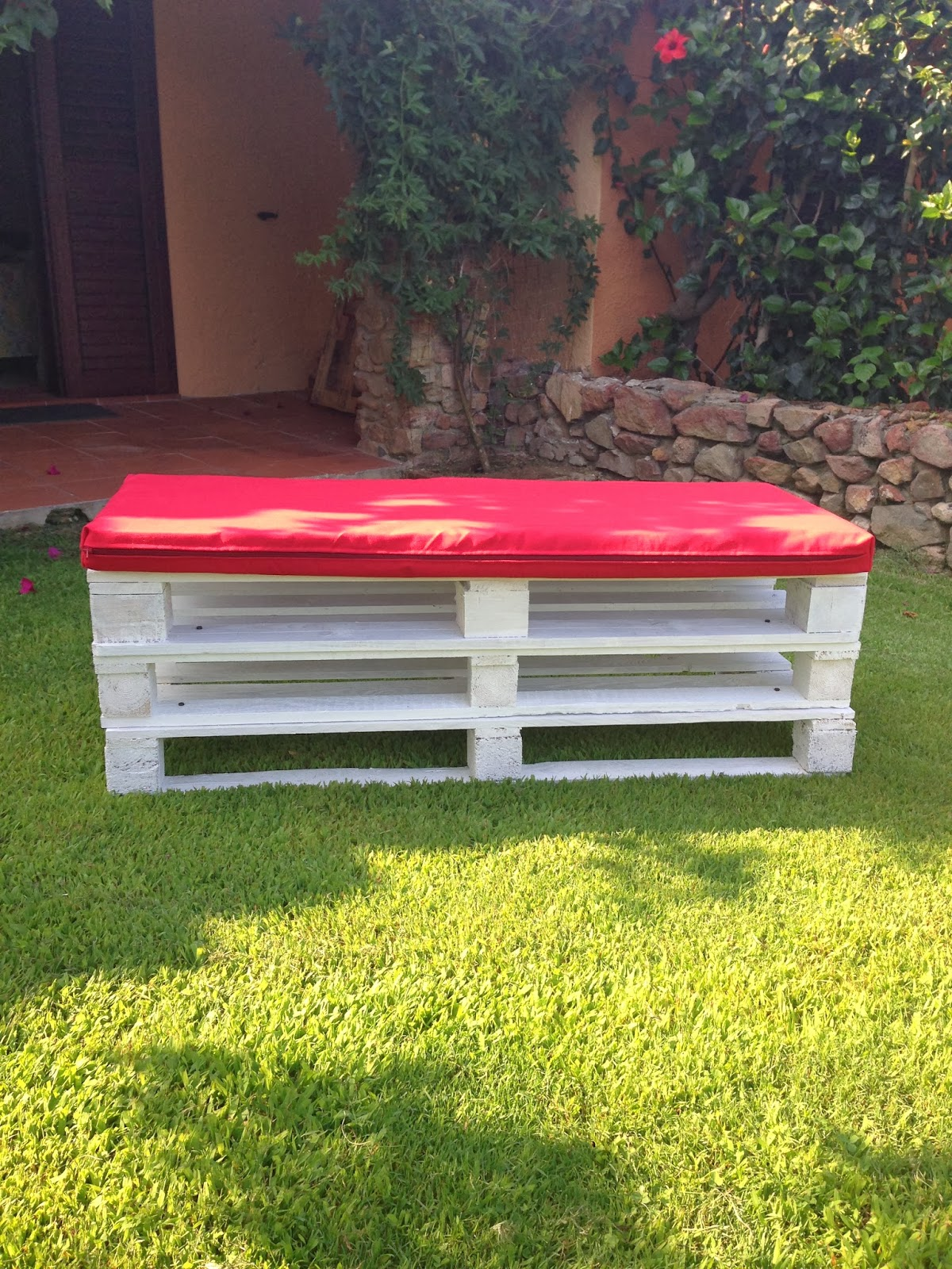 Zorrotto bancali in legno o pallet for Panca pallets