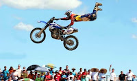 Motocross 2012 de Iatí - PE; Programação do Evento.