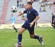 Javi Álamo, más madera para el ataque de la liga Adelante de 2A
