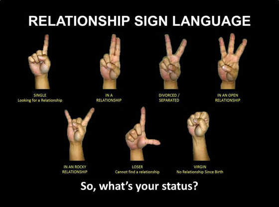 How Do You Say Dating In Asl