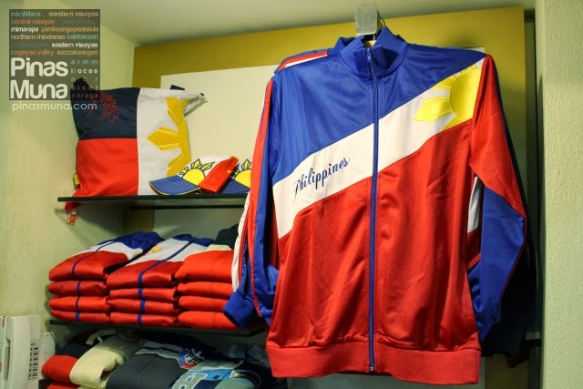 Philippine-flag Inspired Jacket by My Philippines Lifestyle