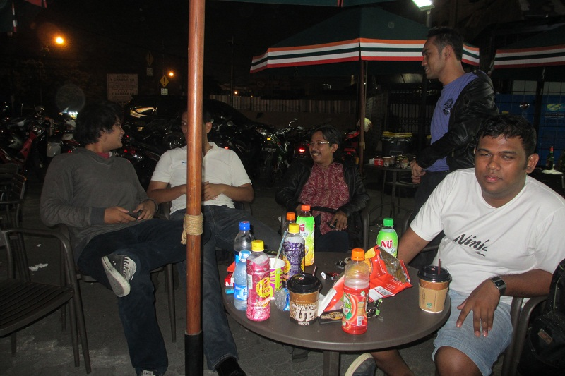 Sempakers - Kopdar at sevel melayu 25/05/2012 title=