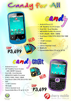 cherry mobile candy specs price features image