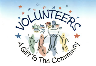 Volunteers: A Gift to the Community
