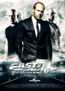 Fast and Furious 7 2015 HDTv 720p 850MB