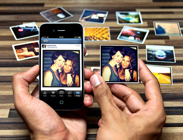 Stickygram: Turn Your Instagrams Into Magnets