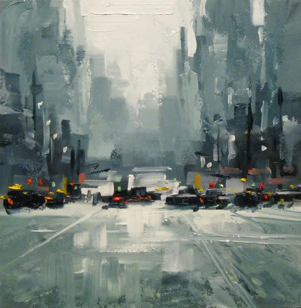 tom brown fine art cityscape