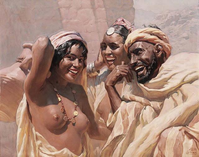 D.W.C. Morocco - Artist Adam Styka