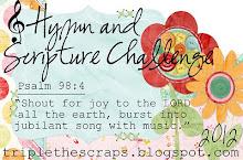 Hymn Scripture Challenge