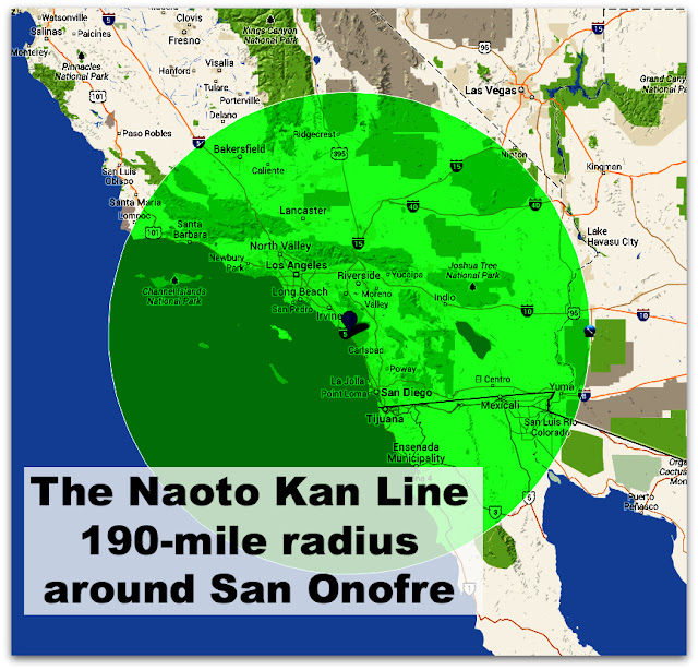The Naoto Kan Line