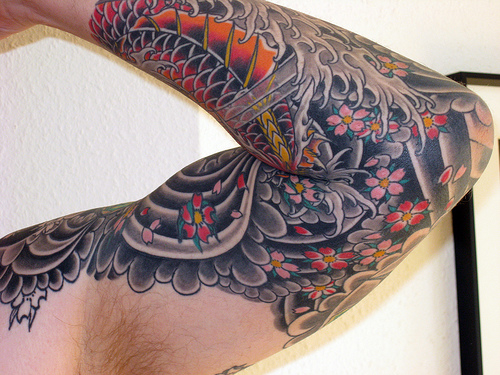 half sleeve tattoos good ideas