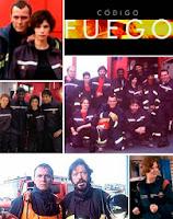 Maribel Verdú y José Coronado protagonizó esta serie sobre bomberos