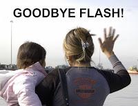 Goodbye Flash image