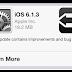 iOS 6.1.3 Menghancurkan Evasi0n Jailbreak