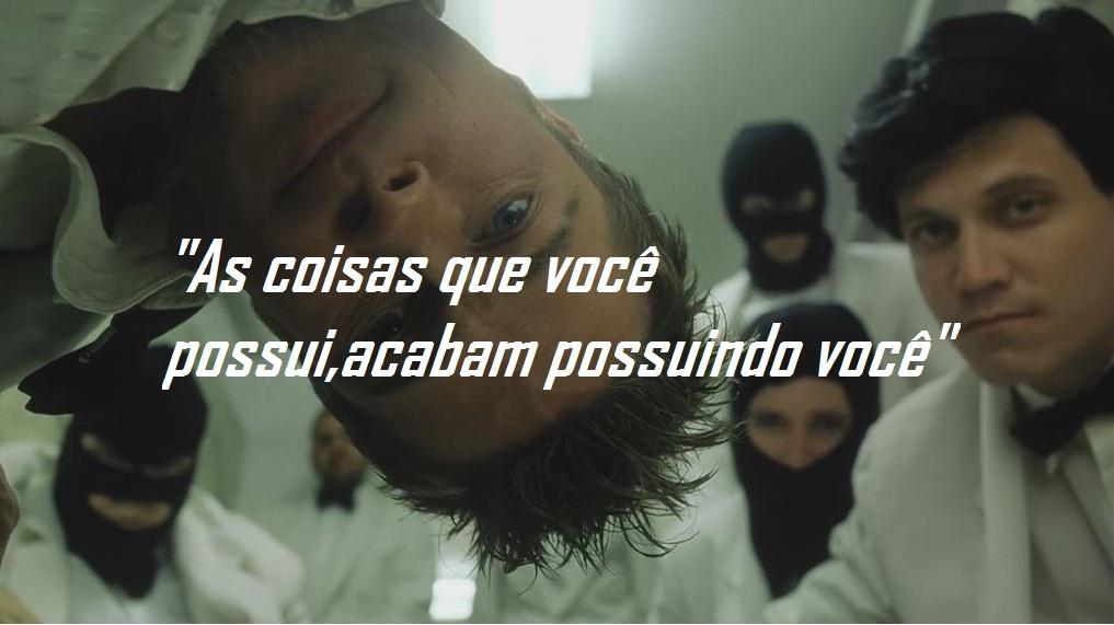 Fabrício Bezerra Da Guia Frases Do Filme Clube Da Luta