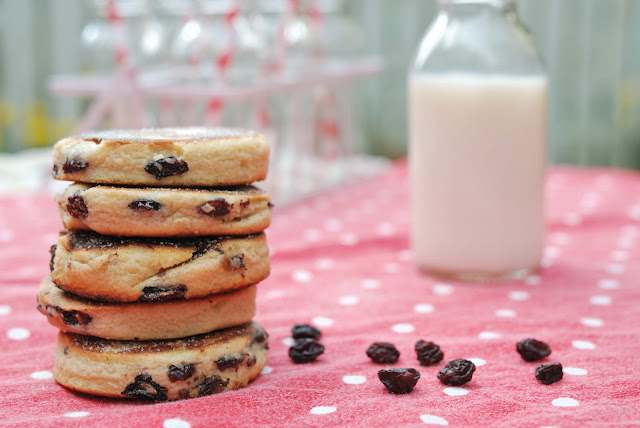 easy Welsh cakes